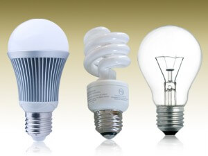Energy Efficient Light Bulbs: LED and CFL featured image