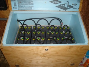 We Offer Battery Banks and Solar Monitoring featured image