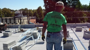 Inspecting a Roof