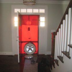 Blower Door Diagnostic